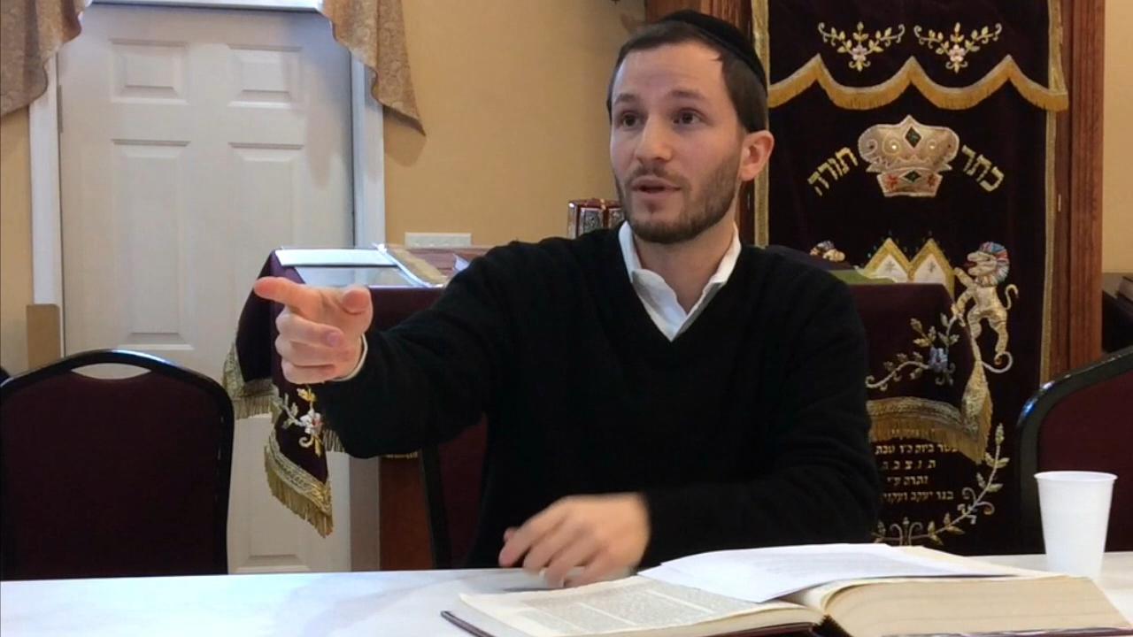 Rabbi Moshe Eisenberg