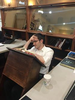 Rabbi Yonah Scheiner
