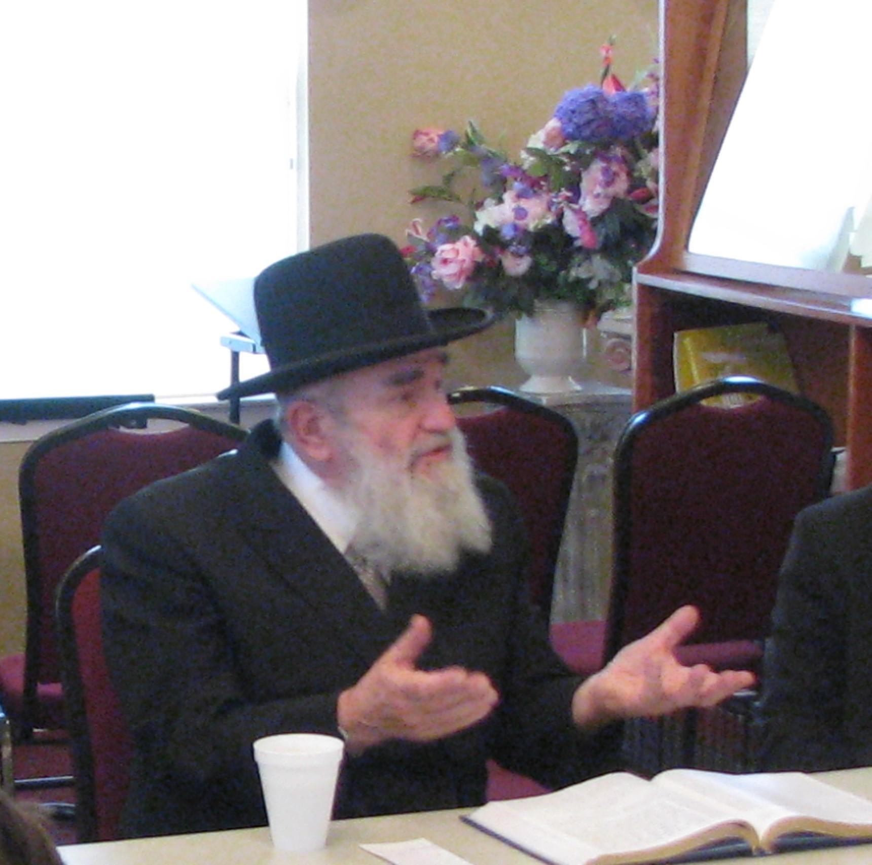 Rav Reuven Feinstein