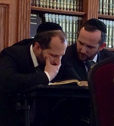 Rabbis Eisenberg and Beren