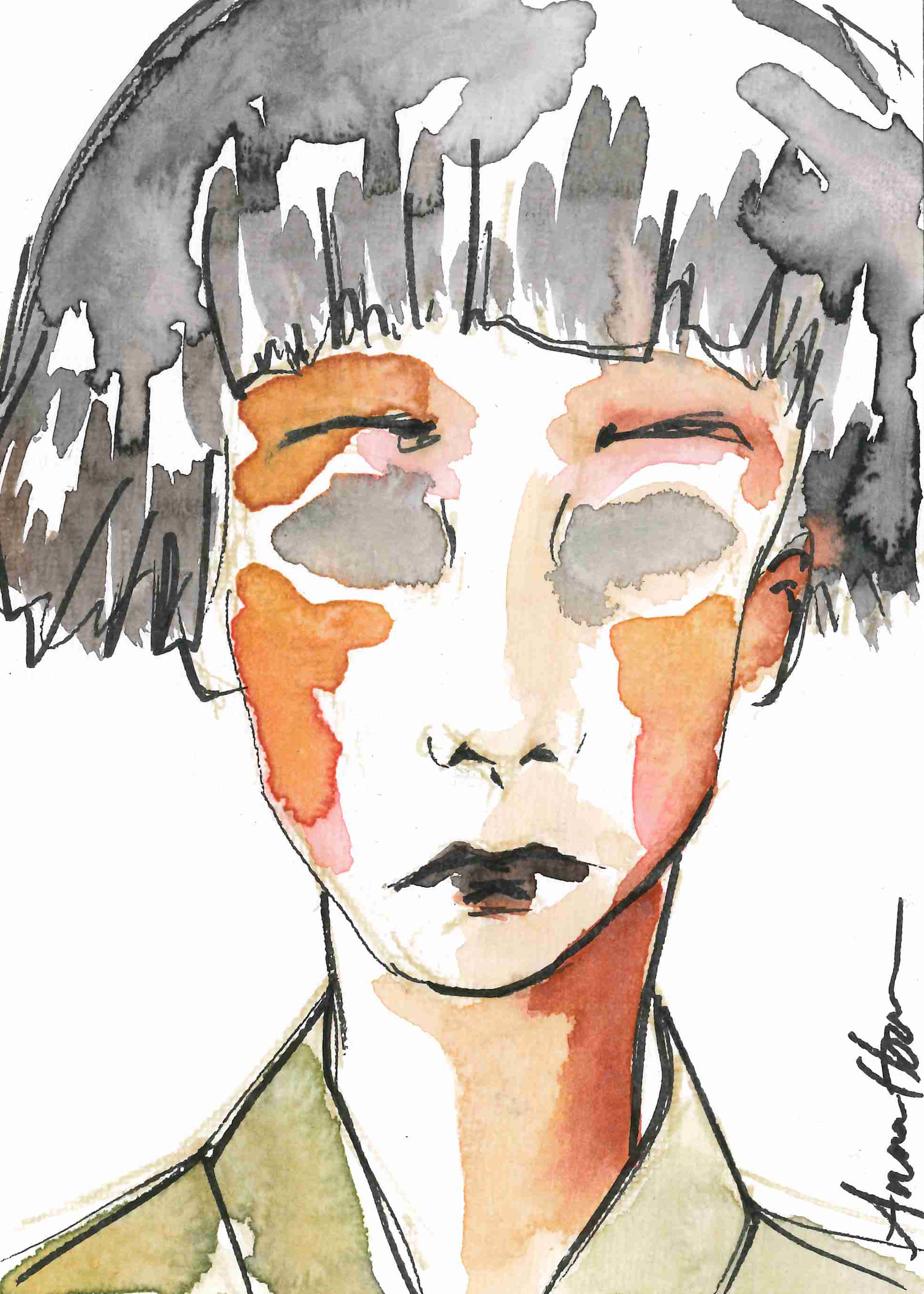 Portrait No.  (33)