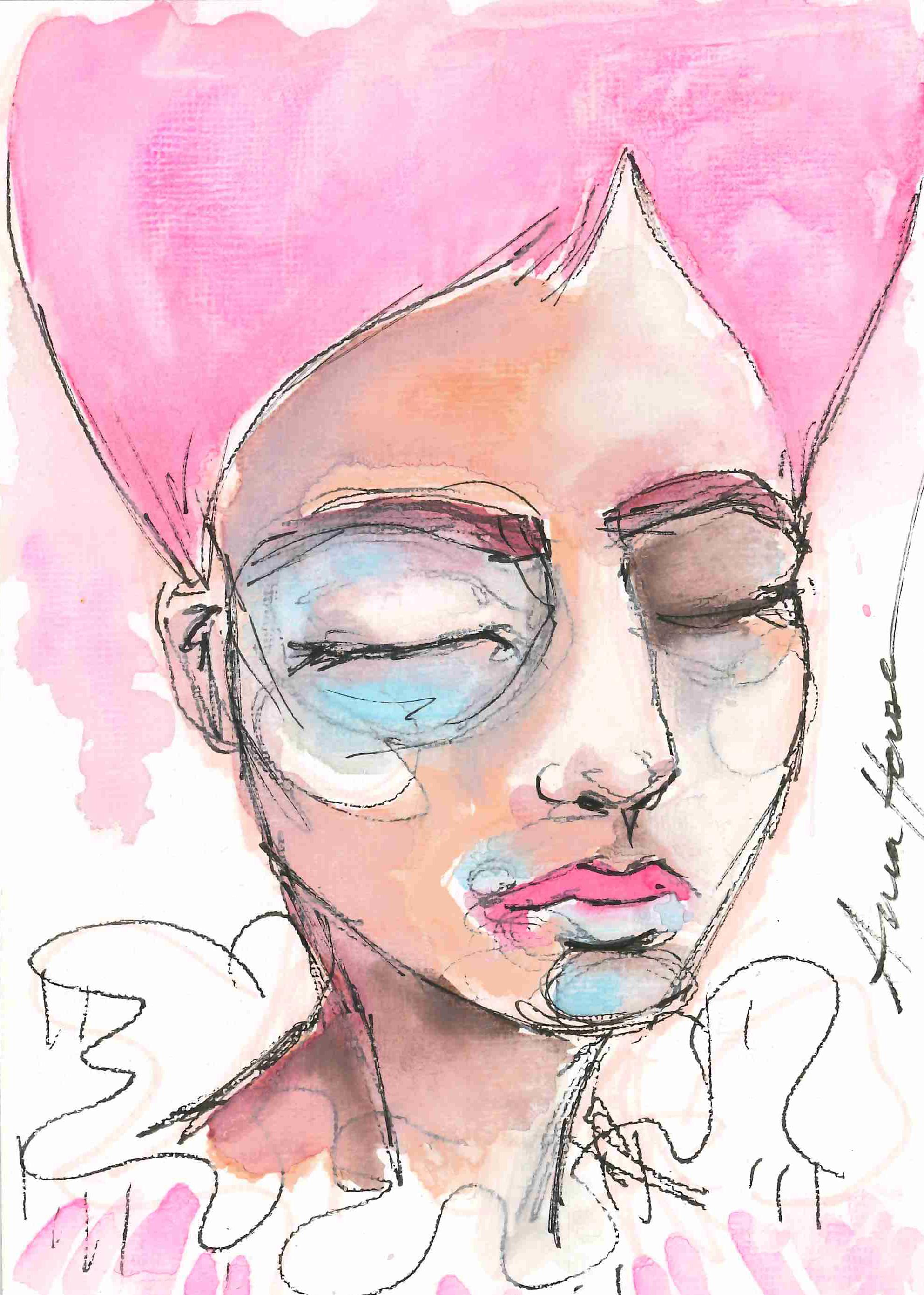 Portrait No.  (9)