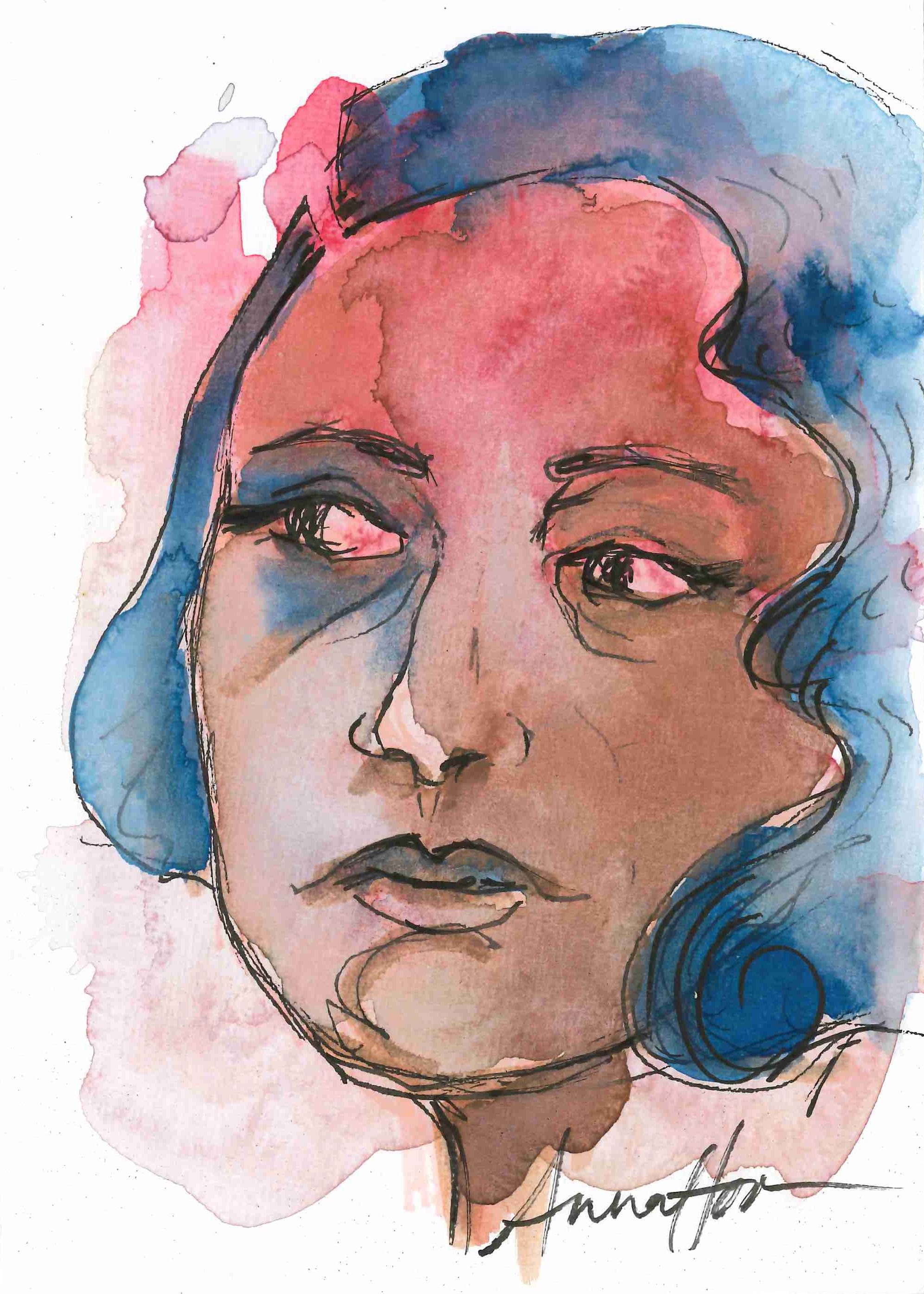 Portrait No.  (14)