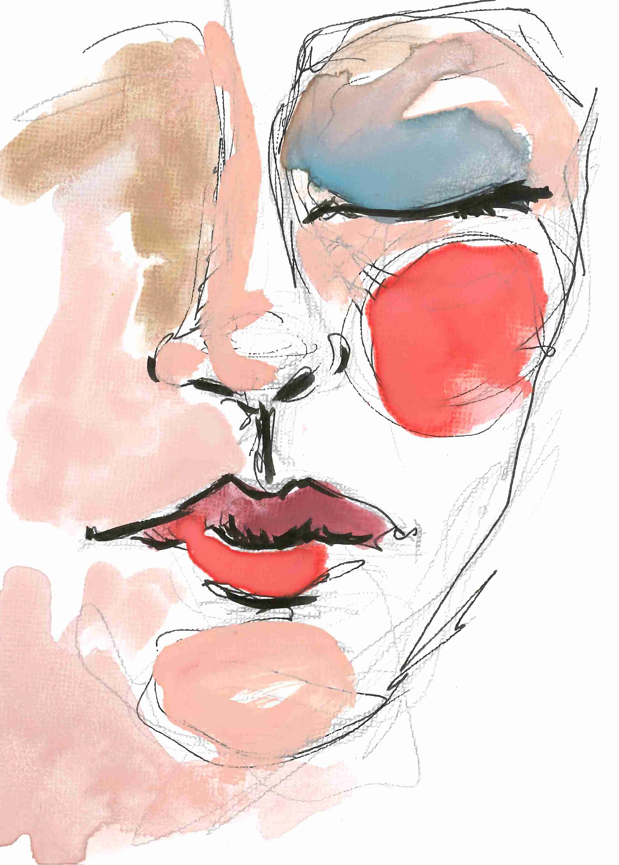 Portrait No.  (1)