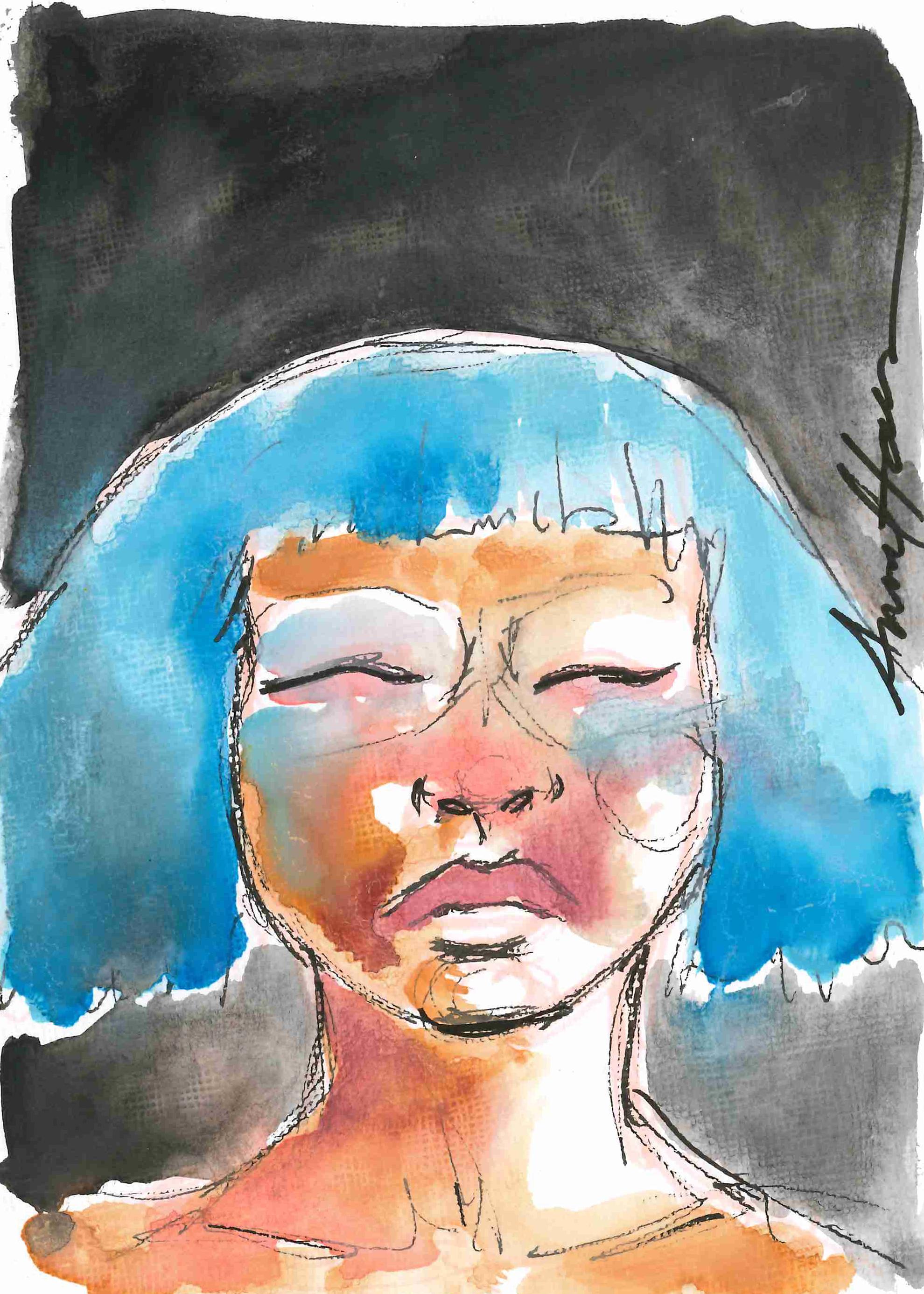 Portrait No.  (21)