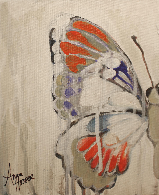 Butterfly ©Anna Hooser