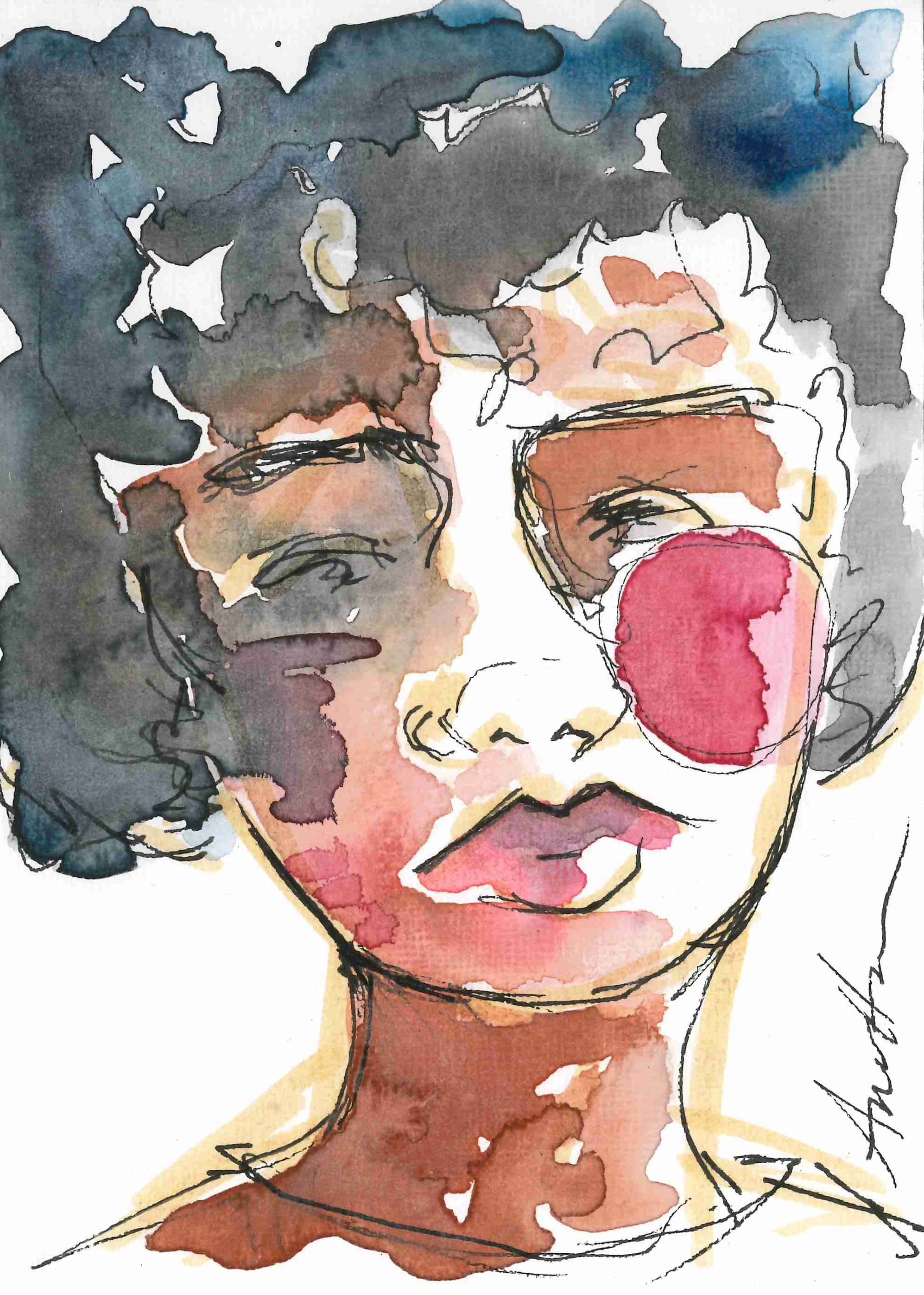 Portrait No.  (40)