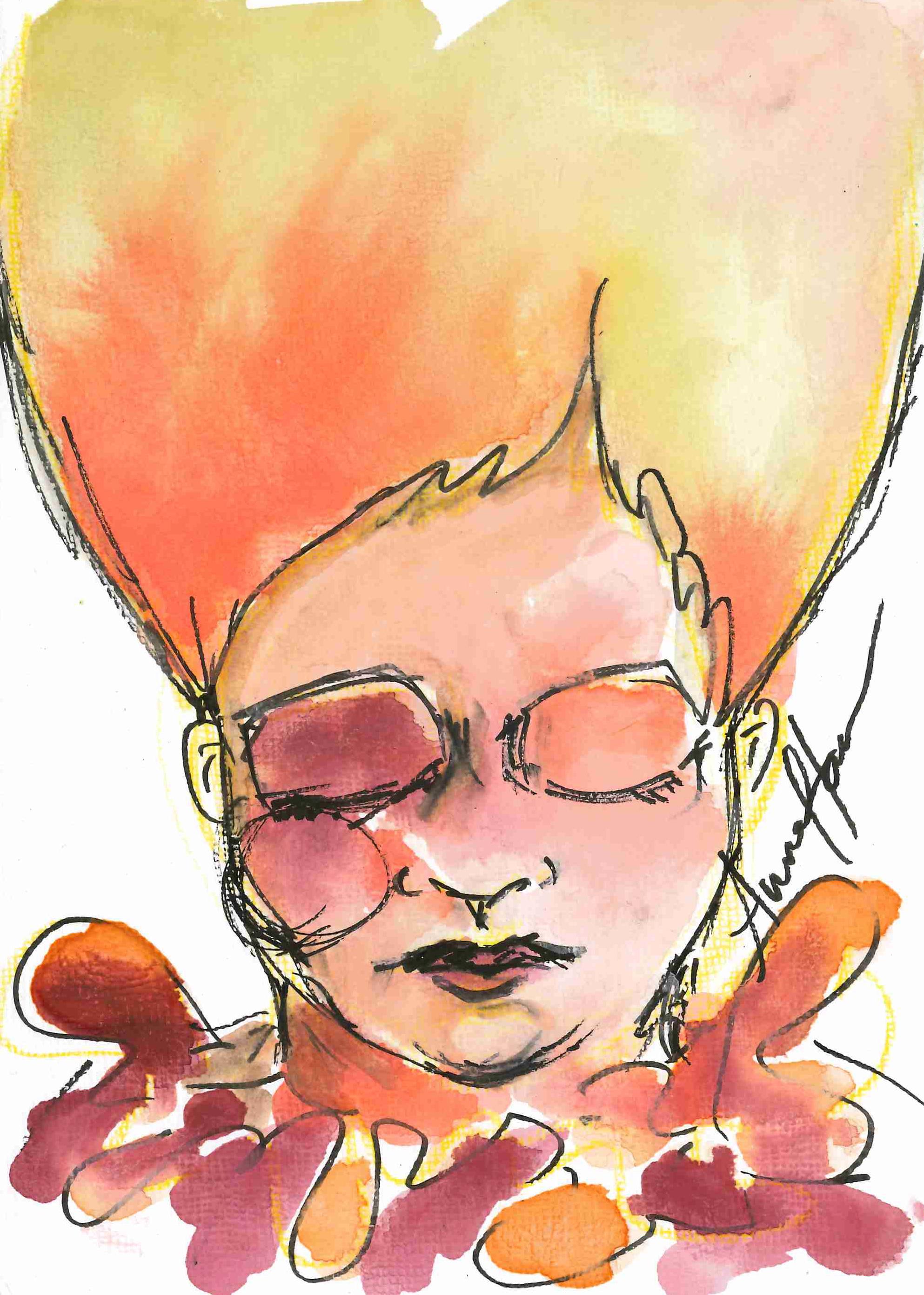 Portrait No.  (4)