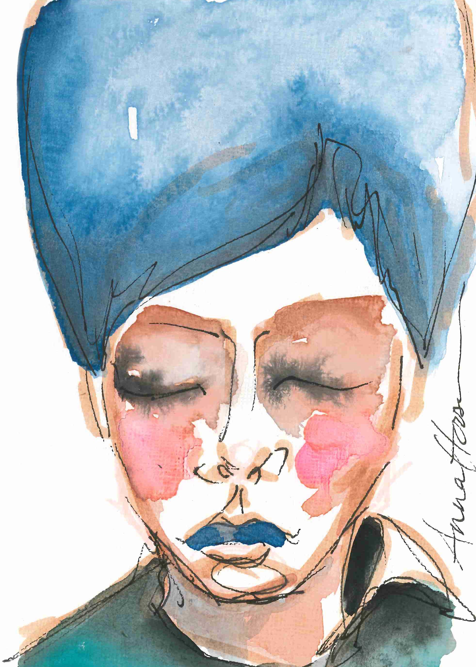 Portrait No.  (7)