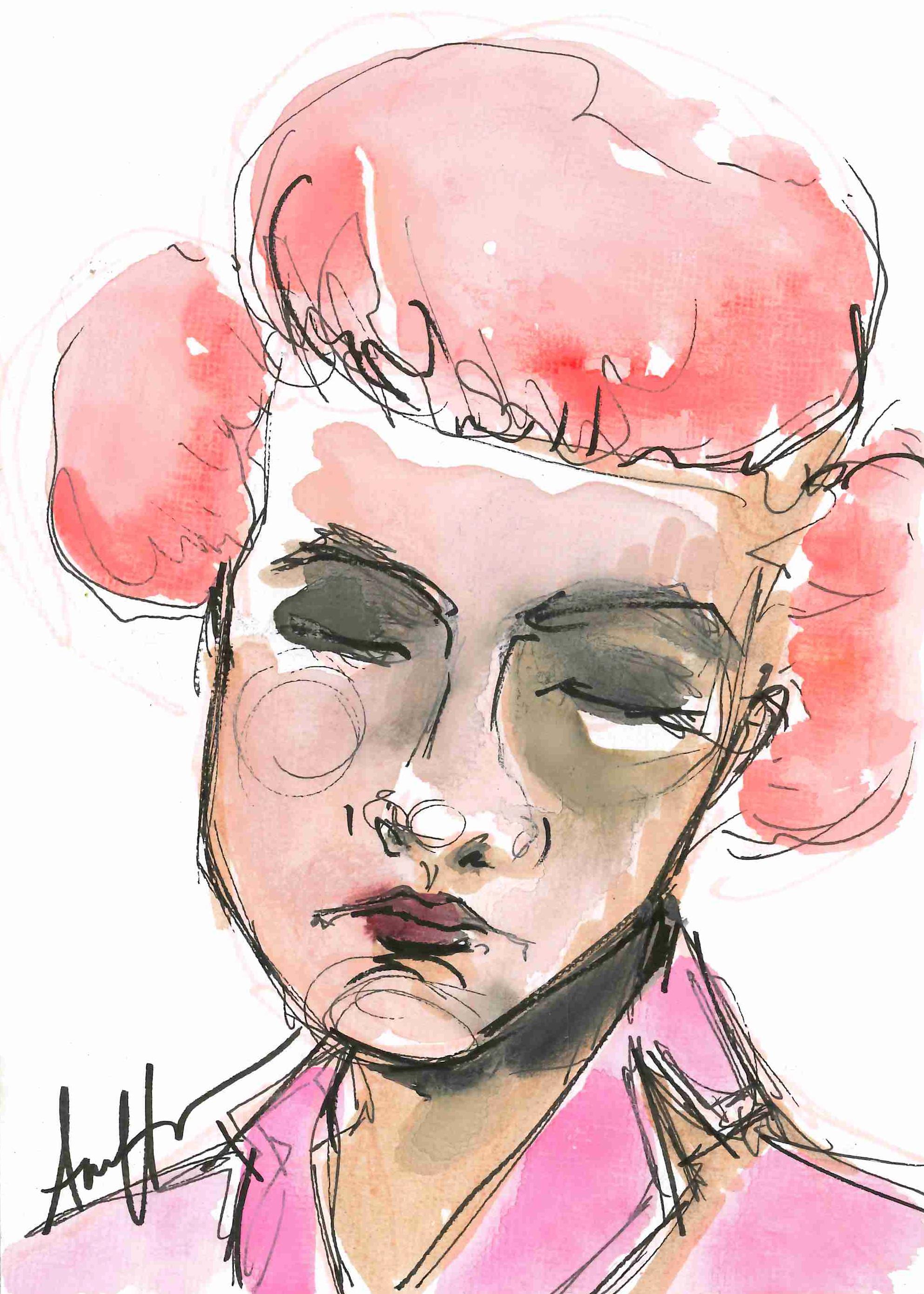 Portrait No.  (38)