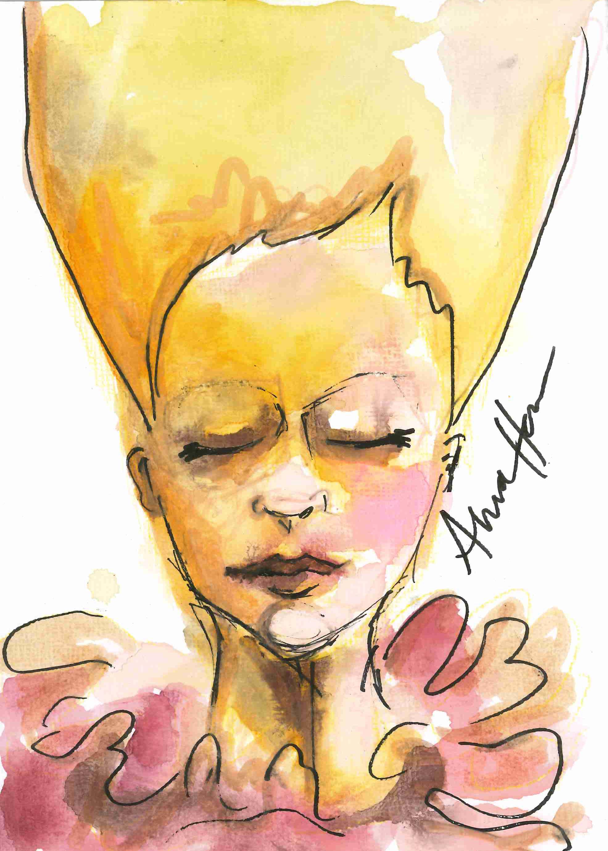 Portrait No.  (10)
