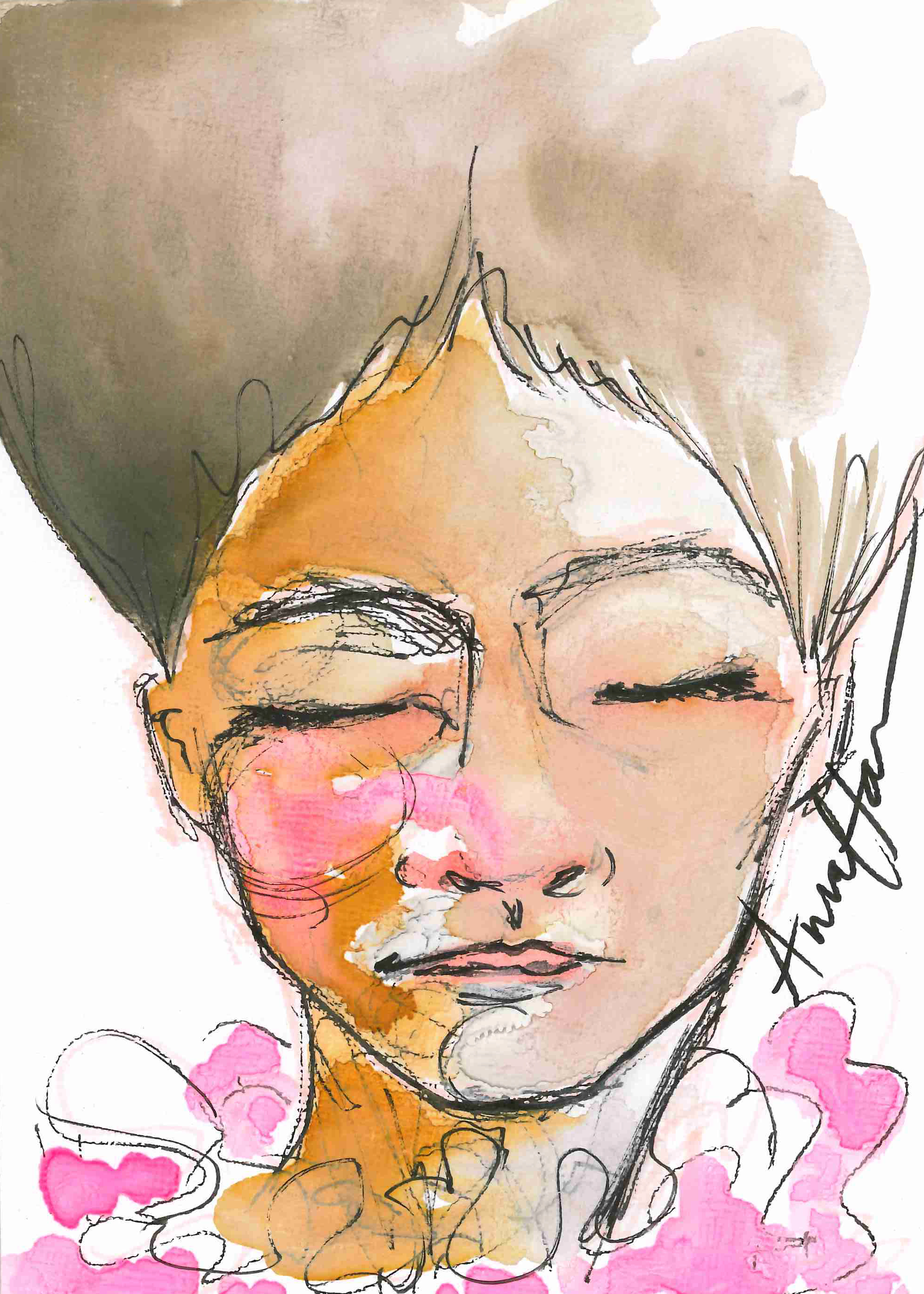 Portrait No.  (8)