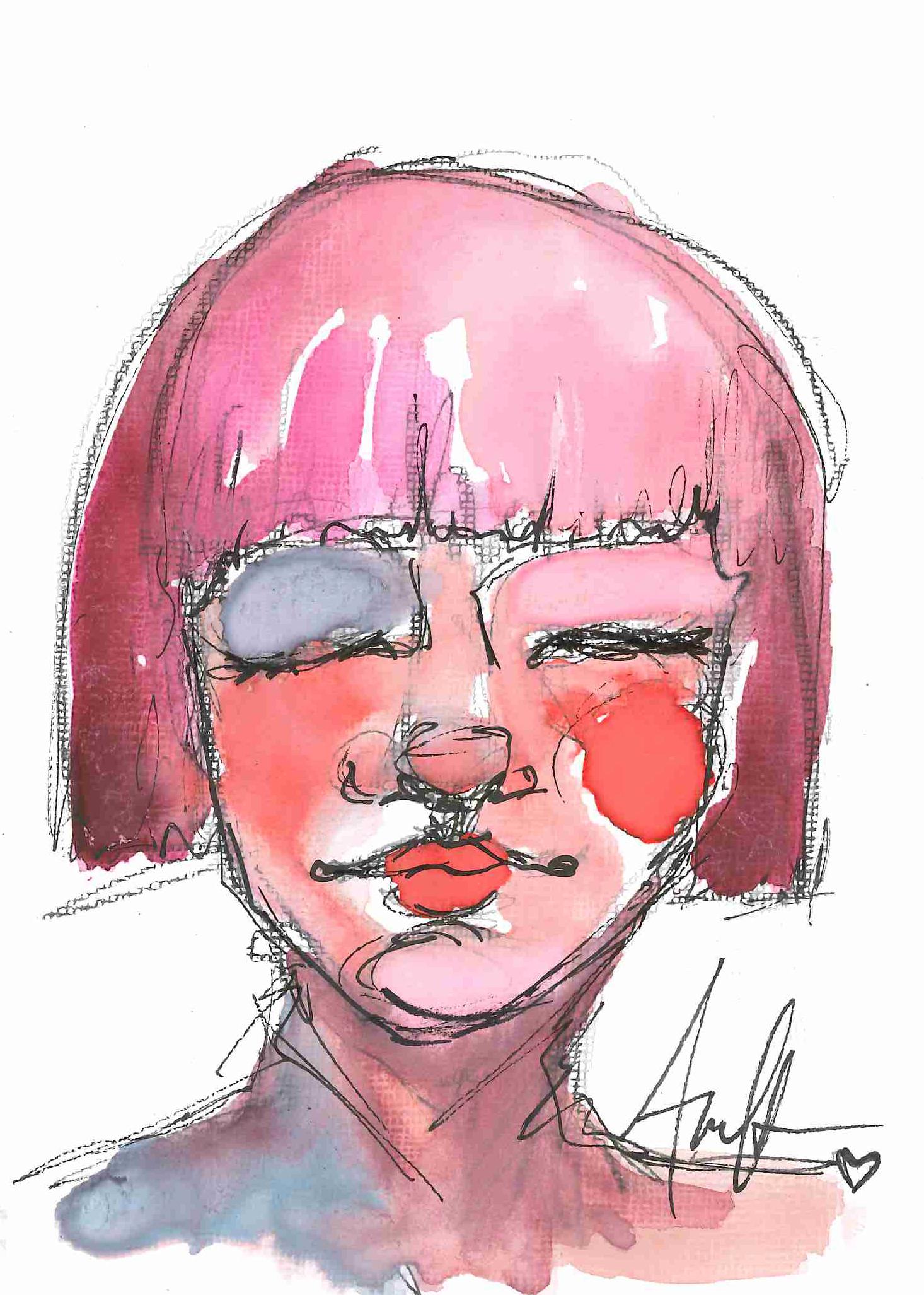 pink_ watercolor 2018 (10)
