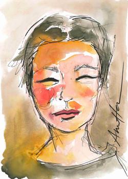 Portrait No.  (46)