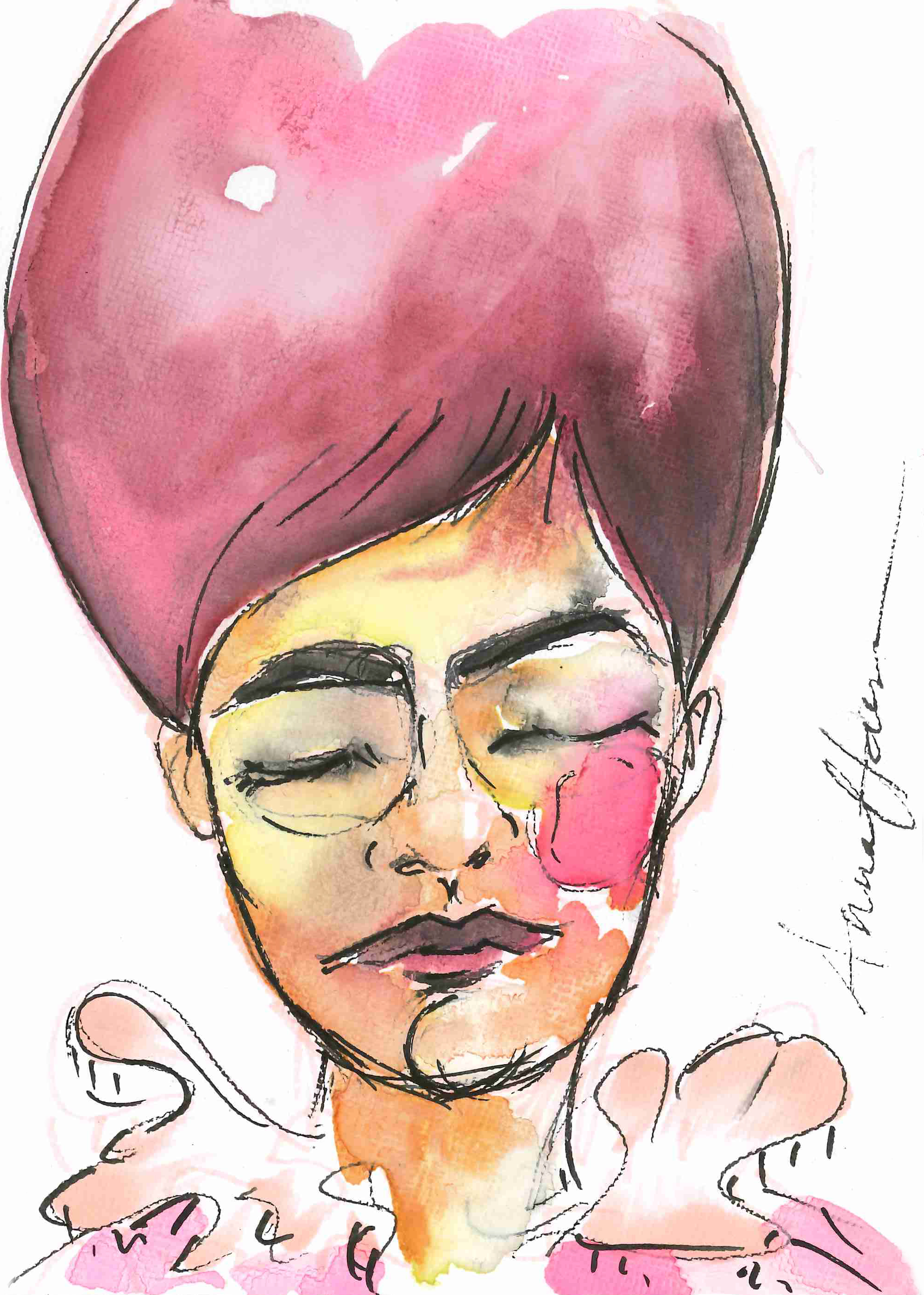 Portrait No.  (11)