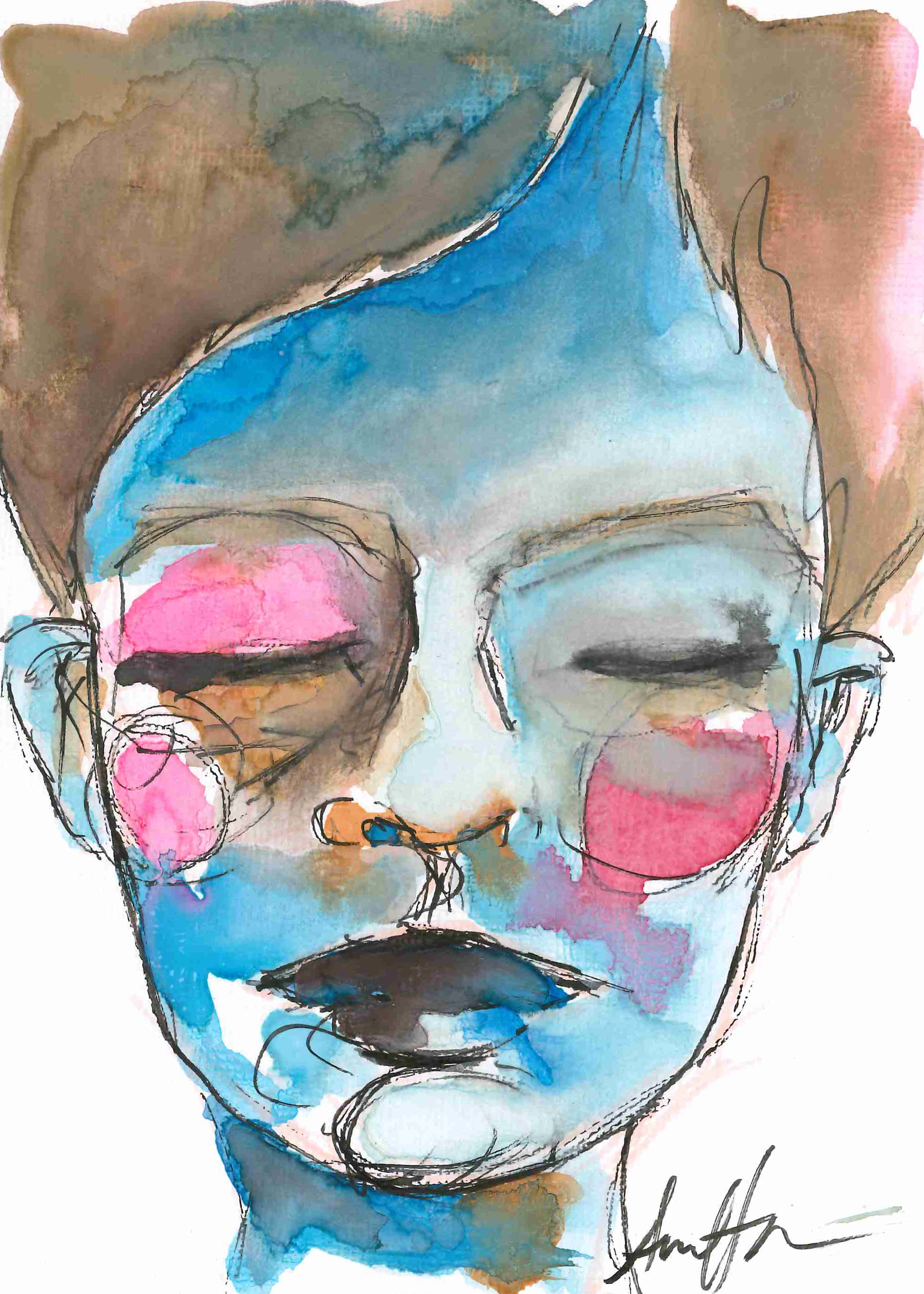 Portrait No.  (5)