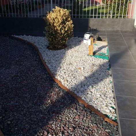 terminaciones en jardín
