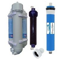 Déminéralisateur d'eau pour stérilisateur