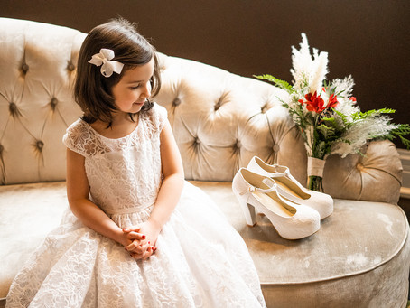 How to incorporate your baby, toddler, or child into your elopement or intimate wedding?