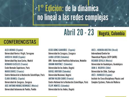 En-Red-Ando 2020. Escuela Iberoamericana de Redes y Sistemas Complejos