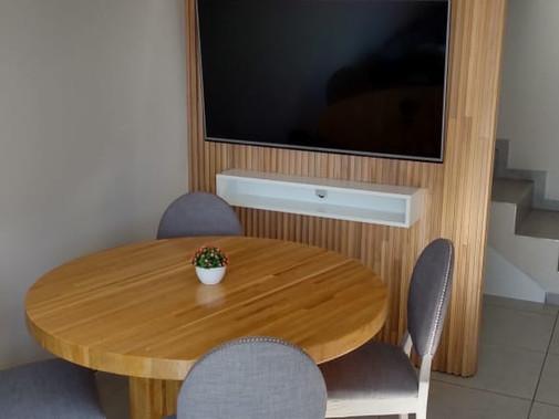 Mueble tv para departamento