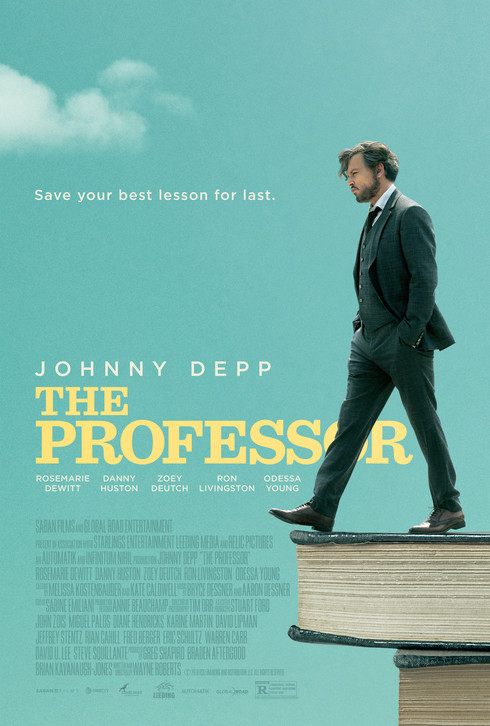 The Professor (Richard Says Goodbye)