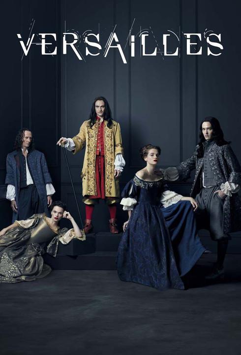 Versailles Seasons 1-2-3