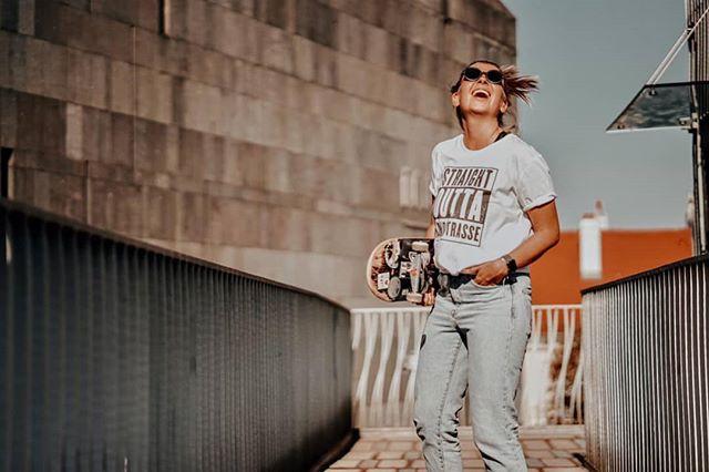 Magda __ #skatergirl #power #woman #skat