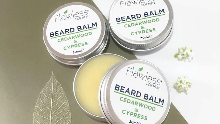 Cedarwood & Cypress Beard Balm