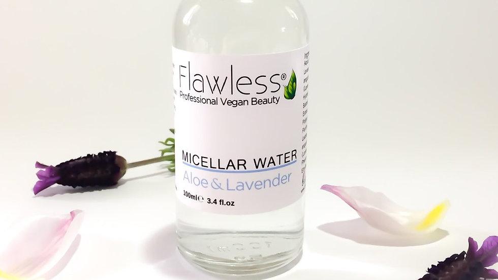 Micellar Water - Aloe & Lavender 100ml