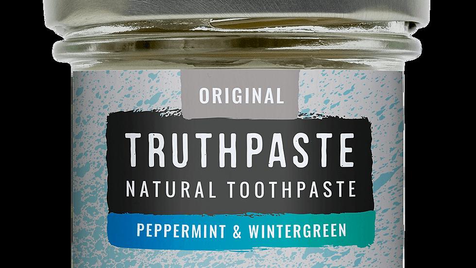 Toothpaste Original: Peppermint & Wintergreen (100ml)