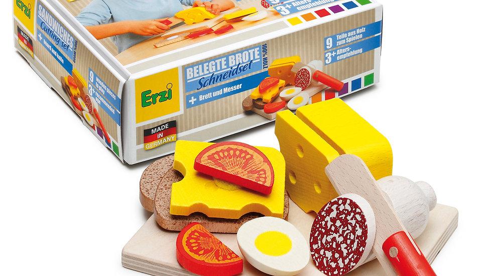 Sandwich Toy Set