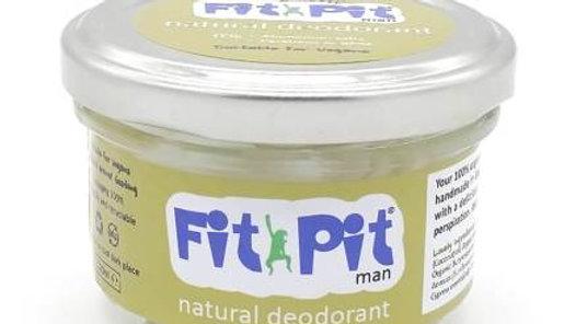 Fit Pit Man 100ml - natural deodorant