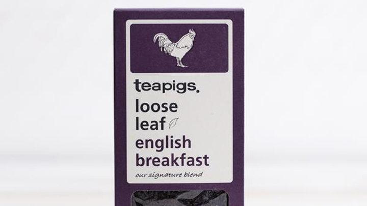 Teapigs English Breakfast Loose Leaf Tea - 100g