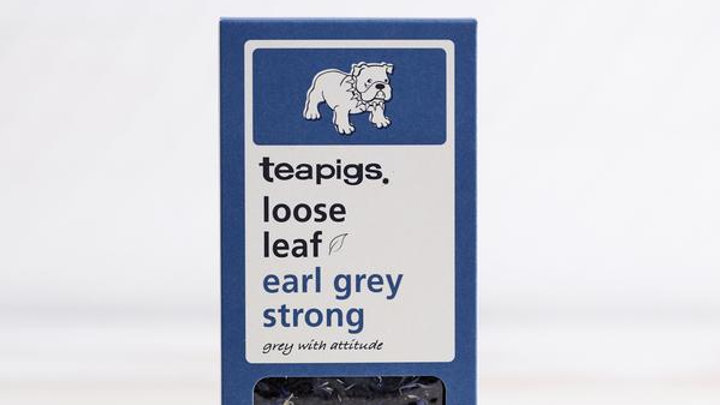 Teapigs Earl Grey Strong Loose Leaf Tea - 100g