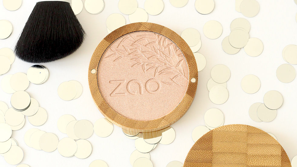 Zao Shine Up Powder