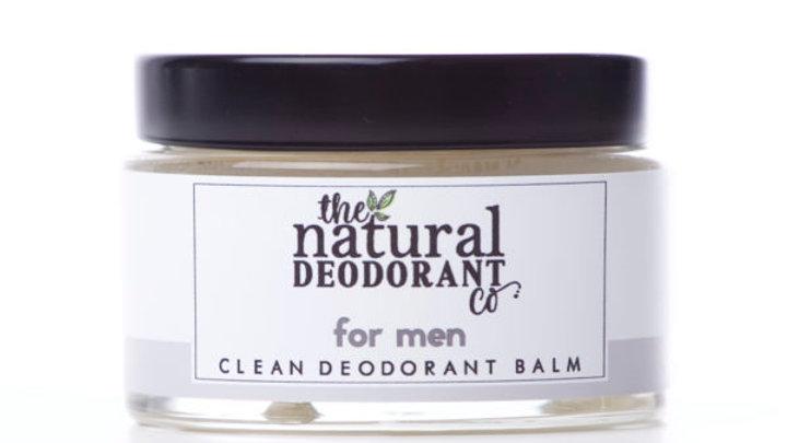 Clean Deodorant Balm for Men 55g