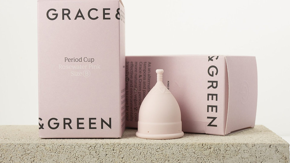 Grace and Green Period Cup