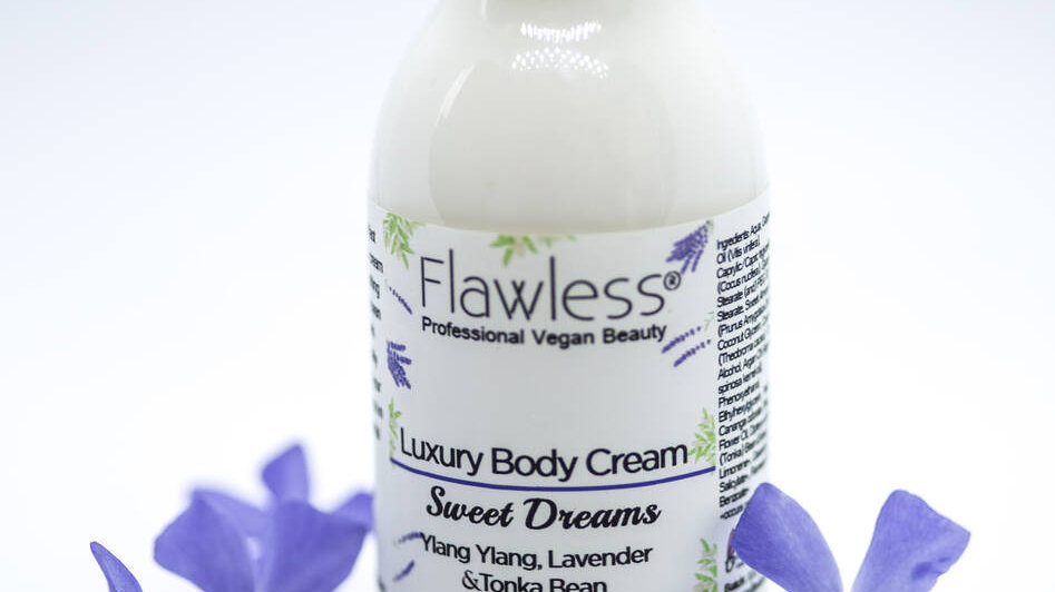 Luxury Body Cream 50ml