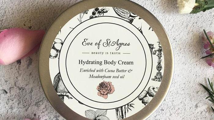 Beauty Kubes Body Cream 100ml