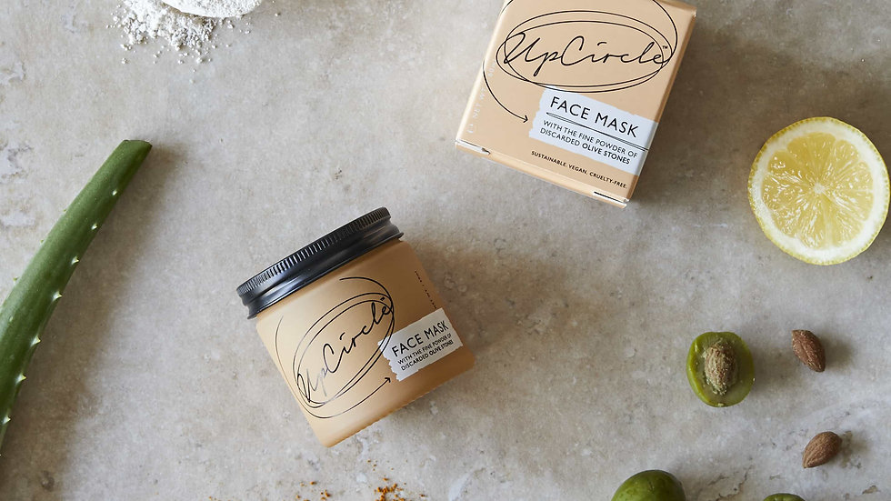 Face Mask with Olive Powder 60ml