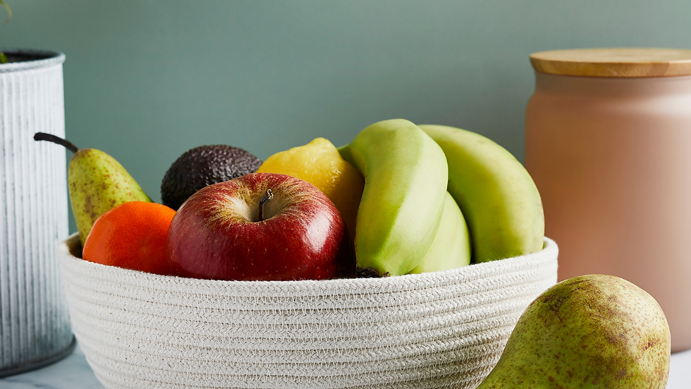 Eco Twist Fruit Bowl