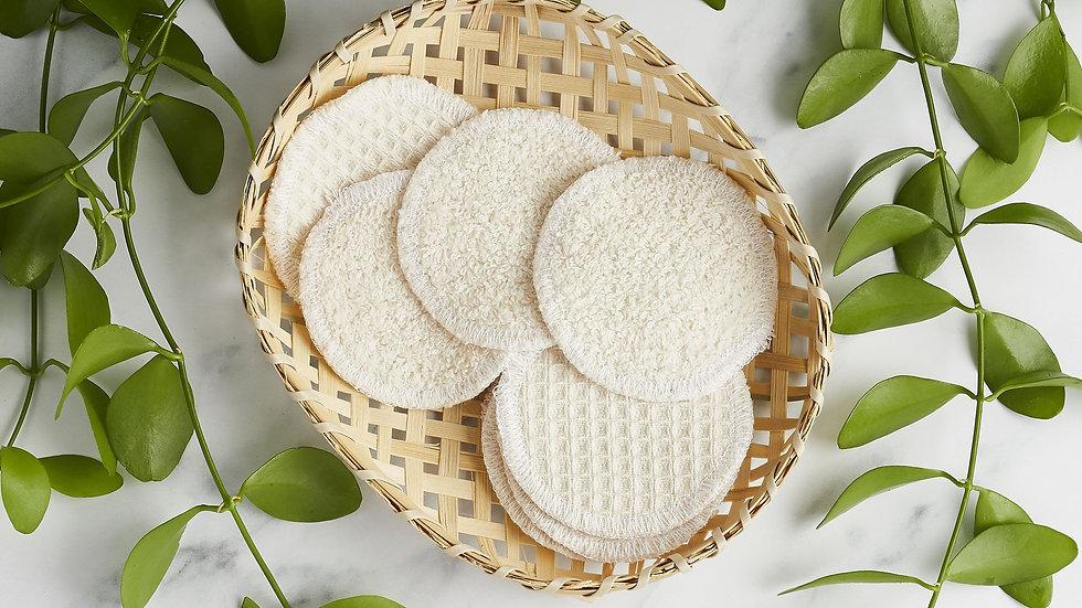 8 Make Up Rounds - Organic Cotton