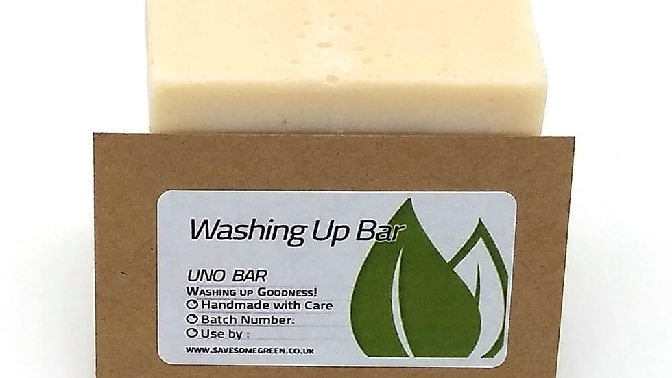 Uno Bar - Washing up bar