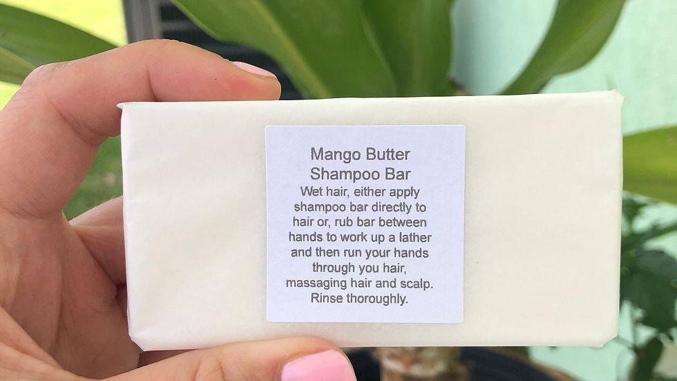 Island Organics Mango Shampoo Bar