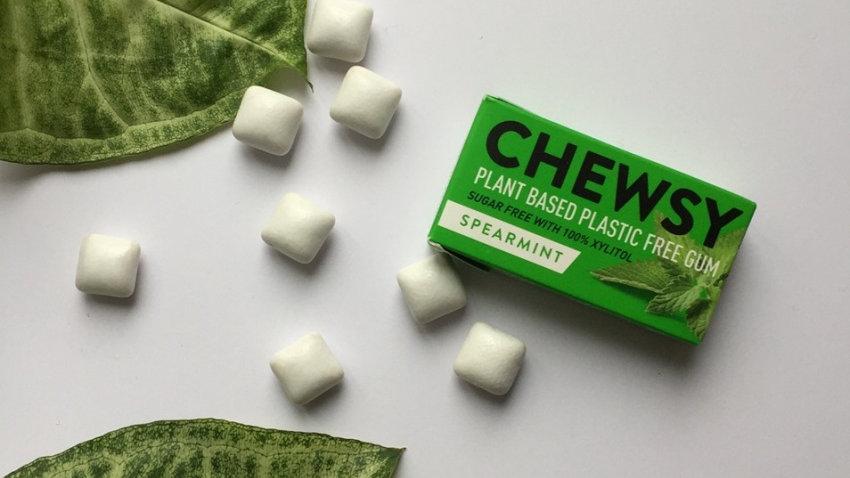 Chewsy - Plastic Free Chewing Gum
