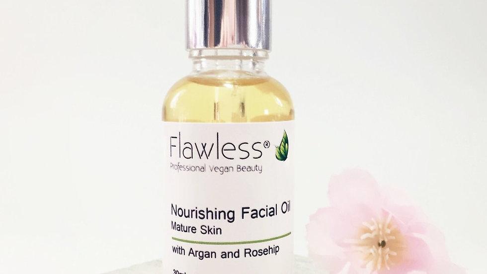 Rosehip and Argan Facial Oil