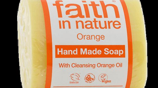 Faith In Nature Soap NO PLASTIC