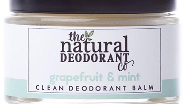 Clean Deodorant Balm Grapefruit + Mint 55g