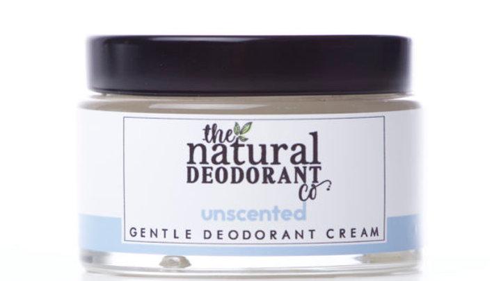 Gentle Deodorant Cream Coconut & Shea (Unscented) 55g